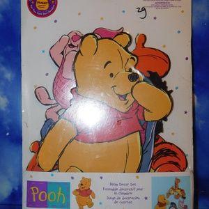 Winnie the Pooh Room Decor Set